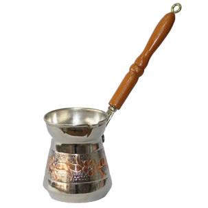 Turecká káva (arabský styl)