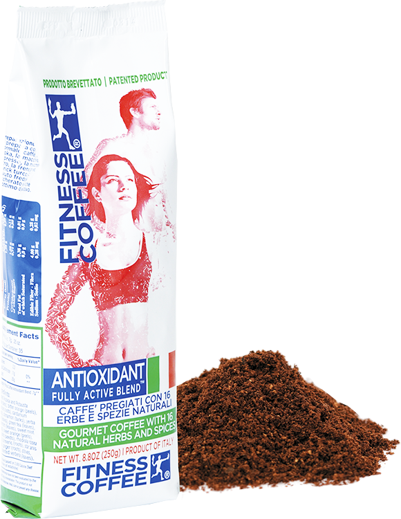 FITNESS COFFEE® Antioxidant Fully Active Blend