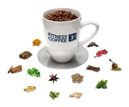 Složení FITNESS COFFEE® a nutriční hodnoty